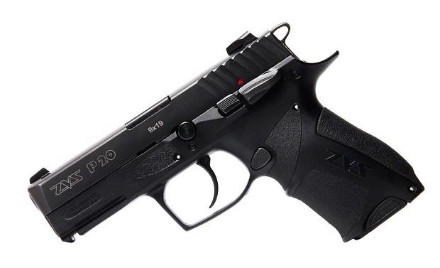 zvs-p-20-pistol
